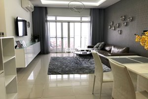 New furniture 2 bedroom apartment for rent in Riverside Residence