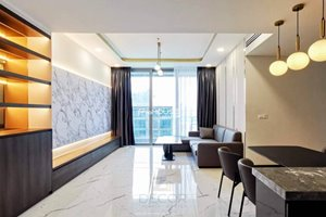 Beautiful design apartment for rent in Tilia Residences having 2 bedrooms