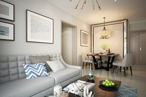 Apartment for rent in Vinhomes Golden River, prime location, good rental, beautiful design apartment