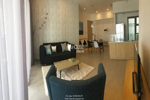 BEAUTIFUL APARTMENT: A brand new 2 bedroom apartment for rent in District 7, build-in oven, nice view