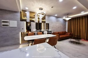 Luxury 2 bedroom in Midtown M7 for rent with very nice furniture and open view