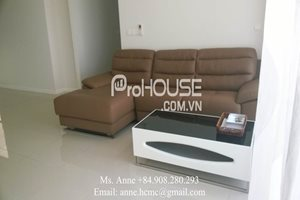 Affordable house for rent in the central of Phu My Hung, 3 bedrooms, USD 1,300 per month, fully furnished