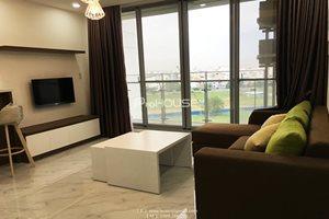 Gorgeous 2 bedroom apartment in Green Valley for rent, facing to the golf view