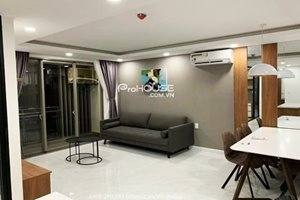 Low rental 3 room apartment for rent in Hung Phuc - Happy Residence with quite view