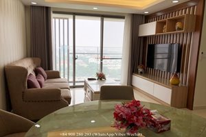Luxurious 3 bedroom apartment on the top floor of the complex for rent