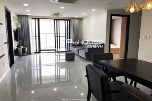 Luxury apartment in Nam Phuc for rent with low price and nice view to the park