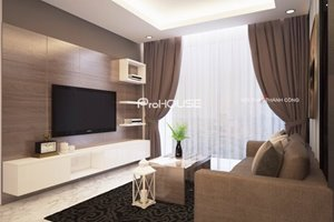 Low rent 2 bedroom apartment in Hung Phuc - Happy Residence, Phu My Hung