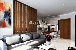 Luxury 3 bedroom apartment for rent in Hung Phuc – Happy Residence, full furniture, good rental