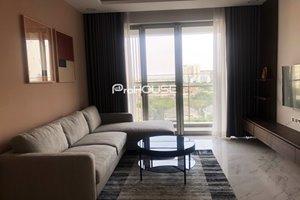 Corner modern 2 bedroom apartment for rent in Midtown Sakura Park