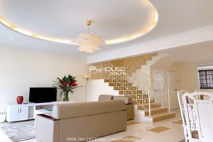 Beautiful duplex apartment for rent in Phu My Hung center near SSIS