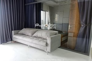 Cheap apartment for rent in District 7 with brand new furniture on high floor