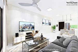 Low rent brand new 2 bedroom apartment for rent in D7 having built-in oven