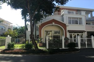 Large size villa for lease in Phu My Hung for living and business