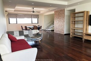 Low price penthouse for rent in Phu My Hung on Nguyen Duc Canh street